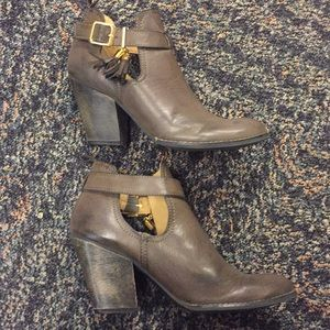 MIA Cutout Booties